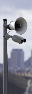 Public address/voice evacuation systems