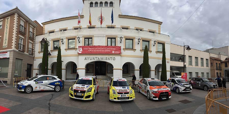 Rallye Madrid 2016
